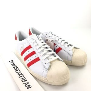 Adidas Superstar OG Mens 9 Shoes New